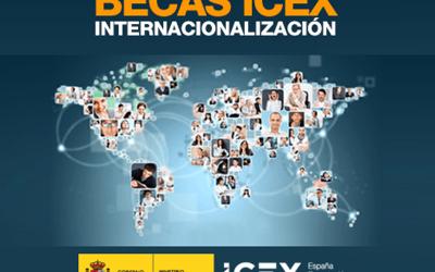 Programa de prácticas en empresas 2018 de ICEX