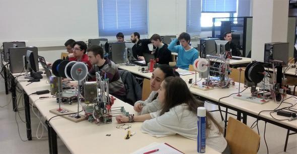 Dos cursos en la Universidad de León te acercan la impresión 3D