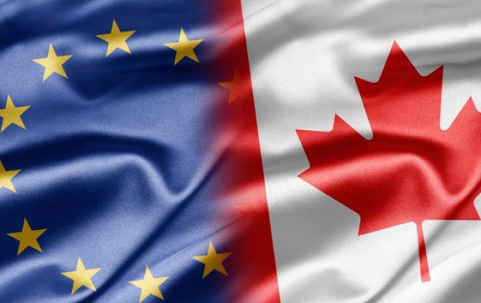 Jornada Internacionalización Libre Comercio Canada-UE