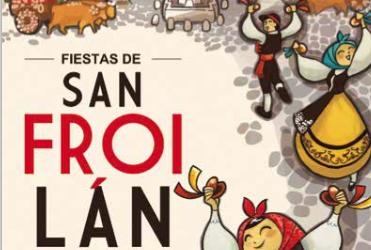 San Froilán, la fiesta de León
