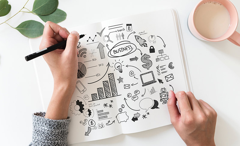 El Producto Mínimo Viable, base en las estrategias de las Startups