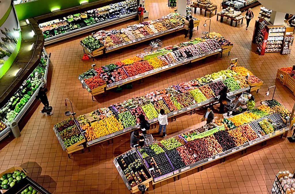 ¿Cuánto cuesta hacer la compra en León?