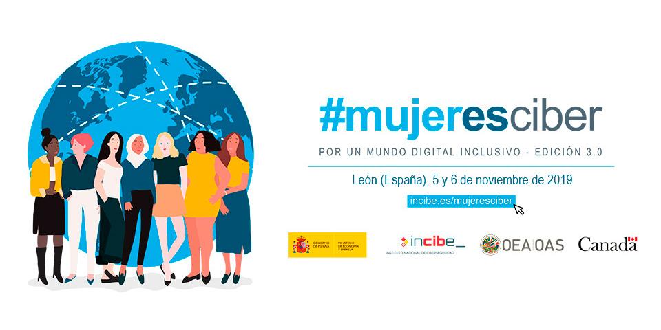Mujeresciber, un referente en la igualdad de género tecnológica