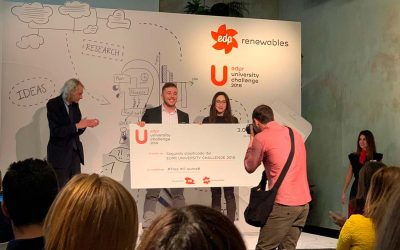 EDPR University Challenge awards