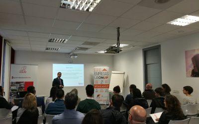 Atracción, retención, talento y León conceptos analizados en el Foro Empresas León UP